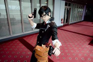 Yukio Okumura cosplay by Yuri-Core