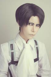 Levi cosplay by Yuri-Core