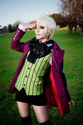 Alois trancy cosplay by Yuri-Core