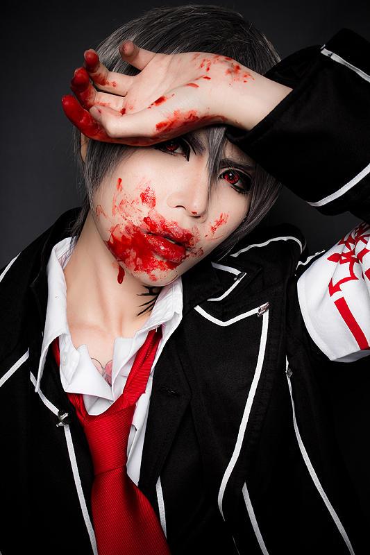 Vampire Knight Cosplay Zero Kiryu By Yuri Core On Deviantart