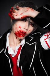 Vampire knight Cosplay [ZERO KIRYU] by Yuri-Core