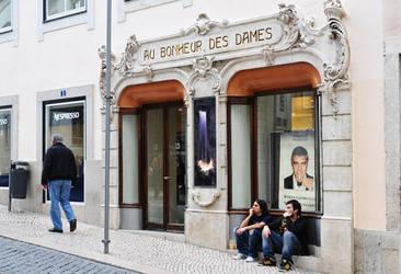 Au bonheur des dames by dbroglin