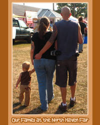 Family at the Fair by StarryRose