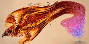 Simple Flame by MischievousRaven