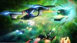 Star trek : Alien Domain Wallpaper by moonxels