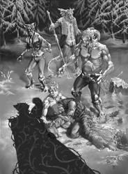 Equinox Betrayal by AndyHep