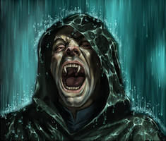 Nightfall Vampire by AndyHep