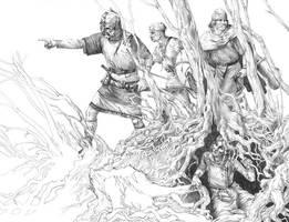 Brigands by AndyHep