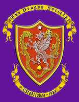 Dragon Society Logo 5BP by SaintAlbans
