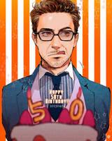 happy 50TH!!!!! by s-tuta