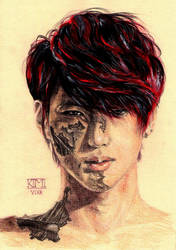 LEO VIXX ERROR ART By Katyafss On DeviantArt
