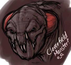 cloverfield by Dokiestudioz