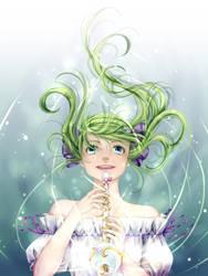 Magical Flute by Ama-ri