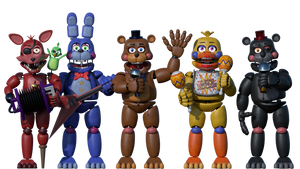 Rockstars Unite! by MegalexMaster
