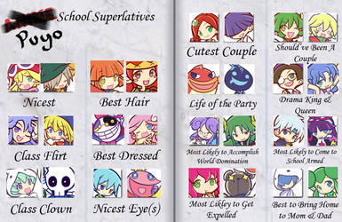 Puyo Superlatives Meme by TheSingettesRBack