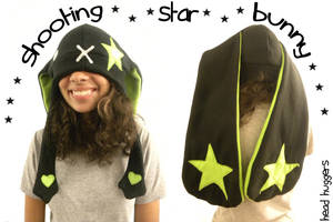 Shooting Star Bunny Hat by MikilofSouthern
