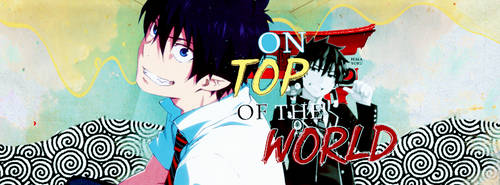 [FB Cover] On Top Of The World by HimaYoru