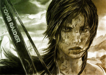 'A survivor is born' by Tsukishibara