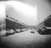 Heavy Snowfall by TheNewBlueBlood