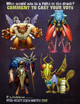 MBDM 2012 - Mega-Beast Finals by BoKaier