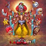 Ronald Kali - I'm Destroyin' It by BoKaier