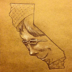 State Faces: California by BoKaier