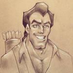 Gaston by BoKaier