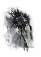 evil spirit by chrzan666