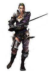 mercenary by chrzan666