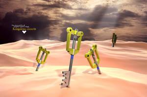 Kingdom Hearts is Back by BioMechanic-8001