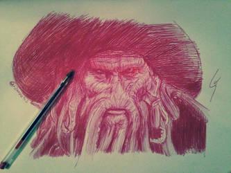 Davy Jones by Giuse7