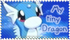 Dratini stamp ::For L-mon:: by Elee-chan