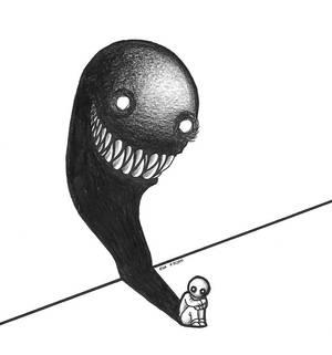 Fear by BrokenDoll777