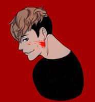 Sangwoo | Killing Stalking | by BrokenDoll777