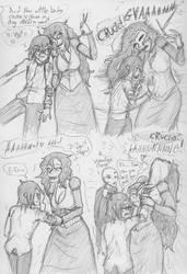 Int-Hor-actions: Bellatrix by oobidoobi