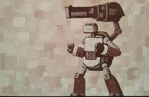 Metalhead 1 by ChainsawTeddybear