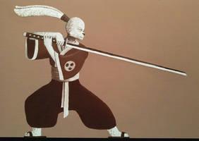 Usagi Yojimbo 1 by ChainsawTeddybear