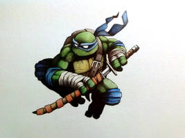 Leonardo by ChainsawTeddybear