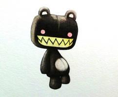Halloween Teddy 3 by ChainsawTeddybear