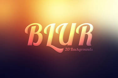 Blur Backgrounds by graphiccon