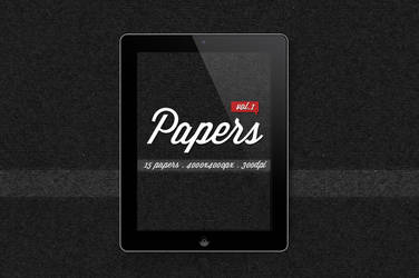 Digital Papers Pack by graphiccon