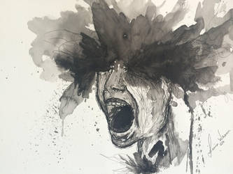 The pain of cluster headaches by LouiseWilliamson
