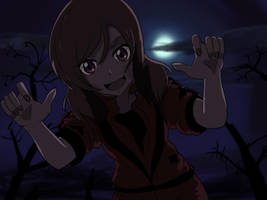 Maki Decomposing (Thriller Style) by wbd