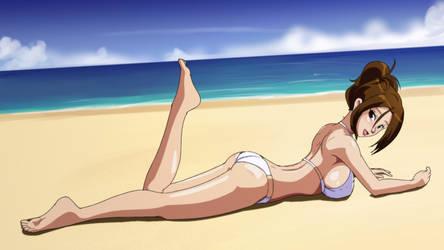 OL Beachtime by wbd