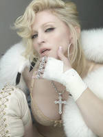 Madonna, The Snow Queen 2 by anhell2005
