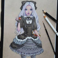Dark Doll by Aphilien