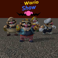 The Wario Show (Cover Pic) by ConkerGuru