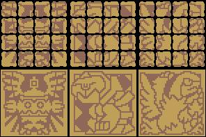 GSC Unova Puzzle Panels by Neslug