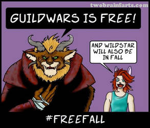 Guildwars and Wilstar will be free! by TwoBrainFarts