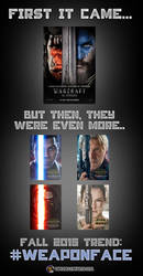Warcraft movie and Star Wars are now together! by TwoBrainFarts
